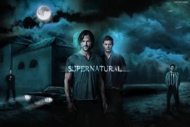 Supernatural by monagory