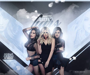 Pretty Little Liars by monagory