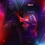 Scarlet Witch / Elizabeth Olsen