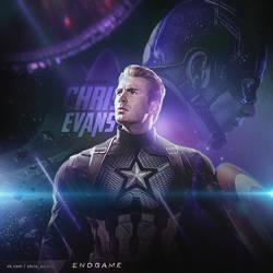 Captain America \  Chris Evans by monagory