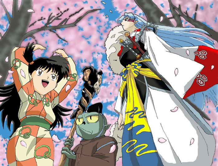 Company of Sesshoumaru - day.. by ClubInuyasha
