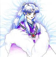 Sesshomaru's Mother - inuyasha by ClubInuyasha