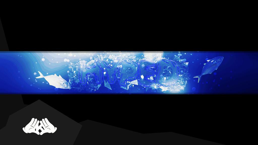 3D Style] eKo Hyped YouTube Banner by LeKhush on DeviantArt