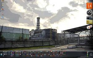 Chernobyl Desktop by Bagdadsoftware