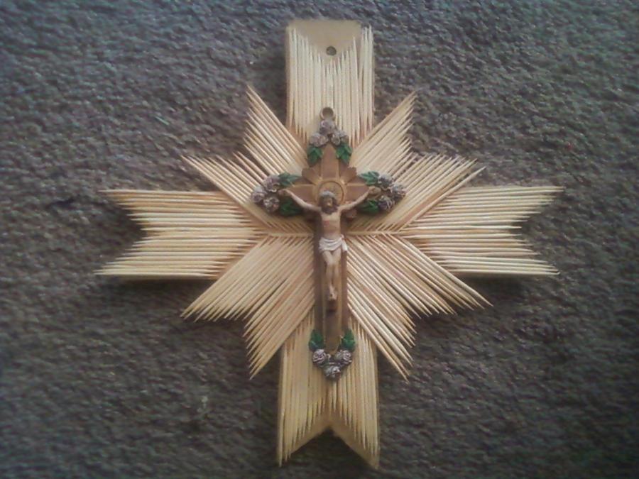 Cross of Jesus Christ by CarlosAE