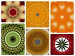 Fruits Kaleidoscope