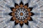 Chutes Du Diable Waterfall Kaleidoscope