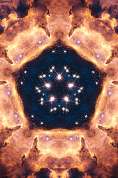 Dreaming Of The Celestial Pentagon