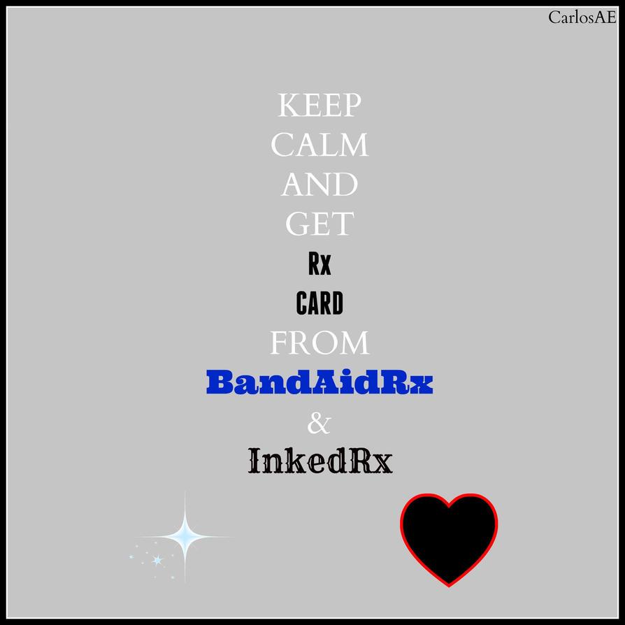 BandAidRx and InkedRk by CarlosAE