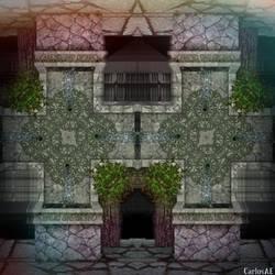 Inside The Woodfall Temple