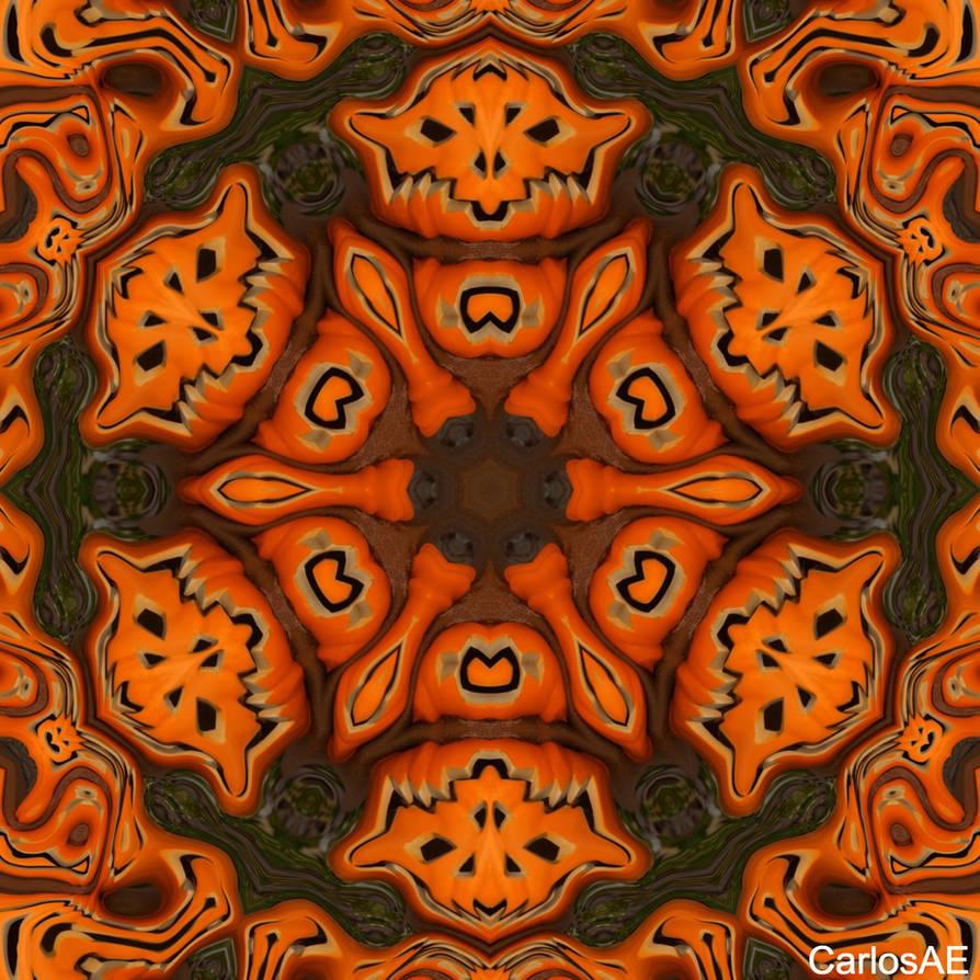 Pumpkin Kaleidoscope