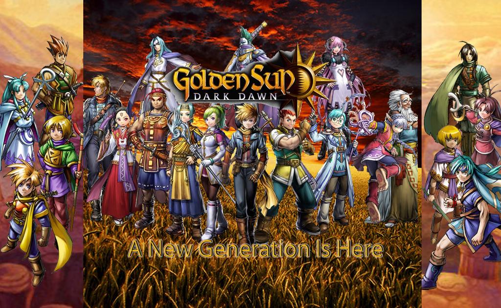games like golden sun