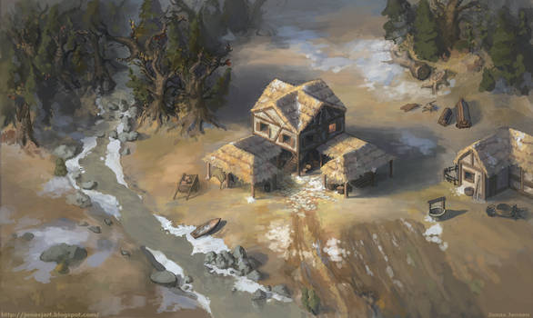 Age of Empires Town Center