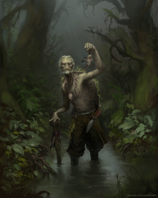 Swamp Elder by JonasJensenArt