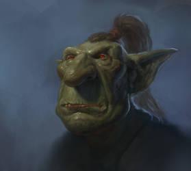 Goblin by JonasJensenArt