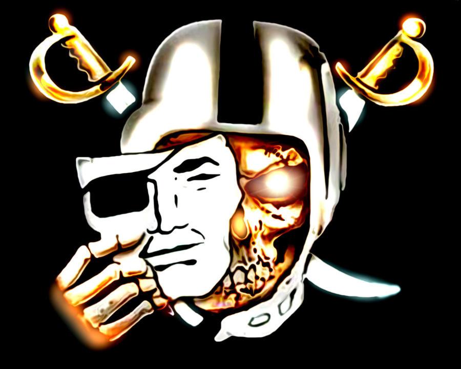 Raiders Tattoo Skull q Raiders 20Skull ampfirst