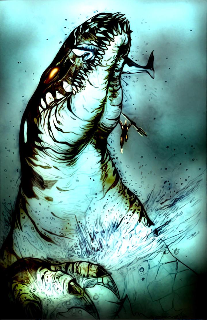 sea_dragon_the_leviathan_by_chuckwalton by Xeno-Crazy