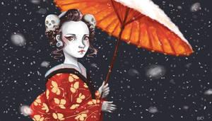 Ghost Geisha