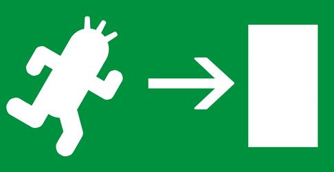 Academia emergency exit by SakuraShinawa