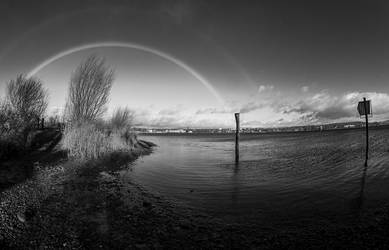 White Rainbow by snipes2