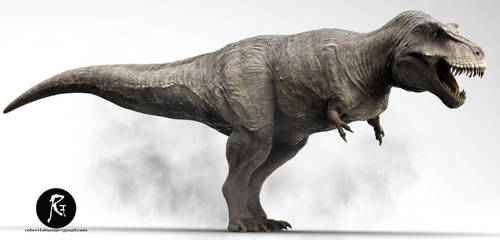 Tyrannosaurus rex (Scotty)