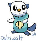 Oshawott for dark C: