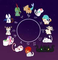 Katragoon Gifts #7 Zodiak