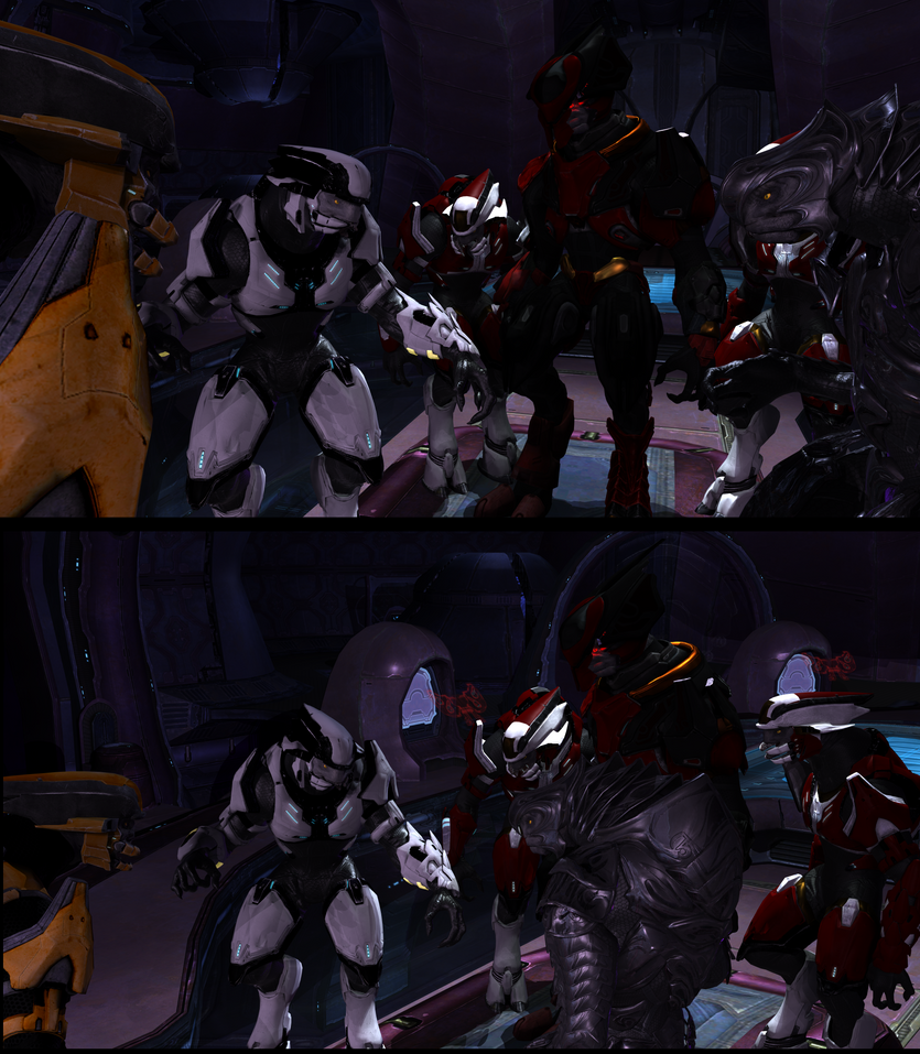Delta Team: Midnight Sakura Chapter 15 by HaloDarkAge