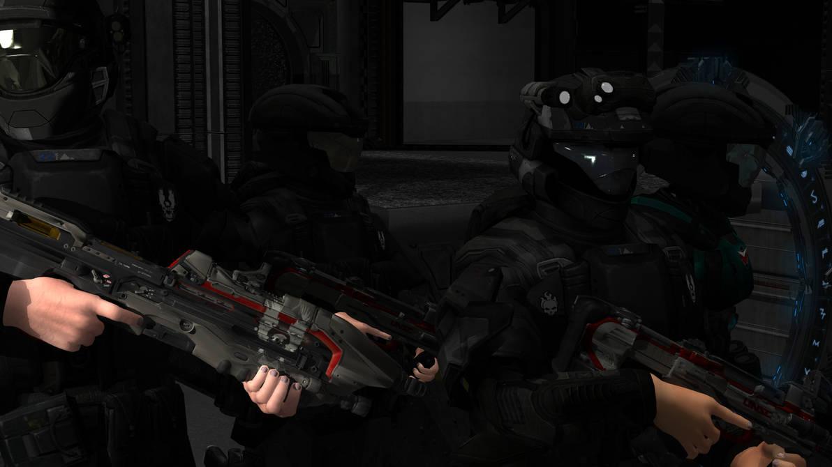 (Delta Team: TtLG) Chapter 01 by HaloDarkAge