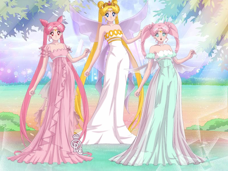 Neo queen serenity lady serenity and pure serenity by crystalsailormoon on deviantart - Prinses pure ...
