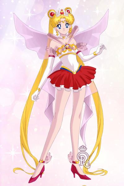 Sailor Fukano Moon by CrystalSailorMoon
