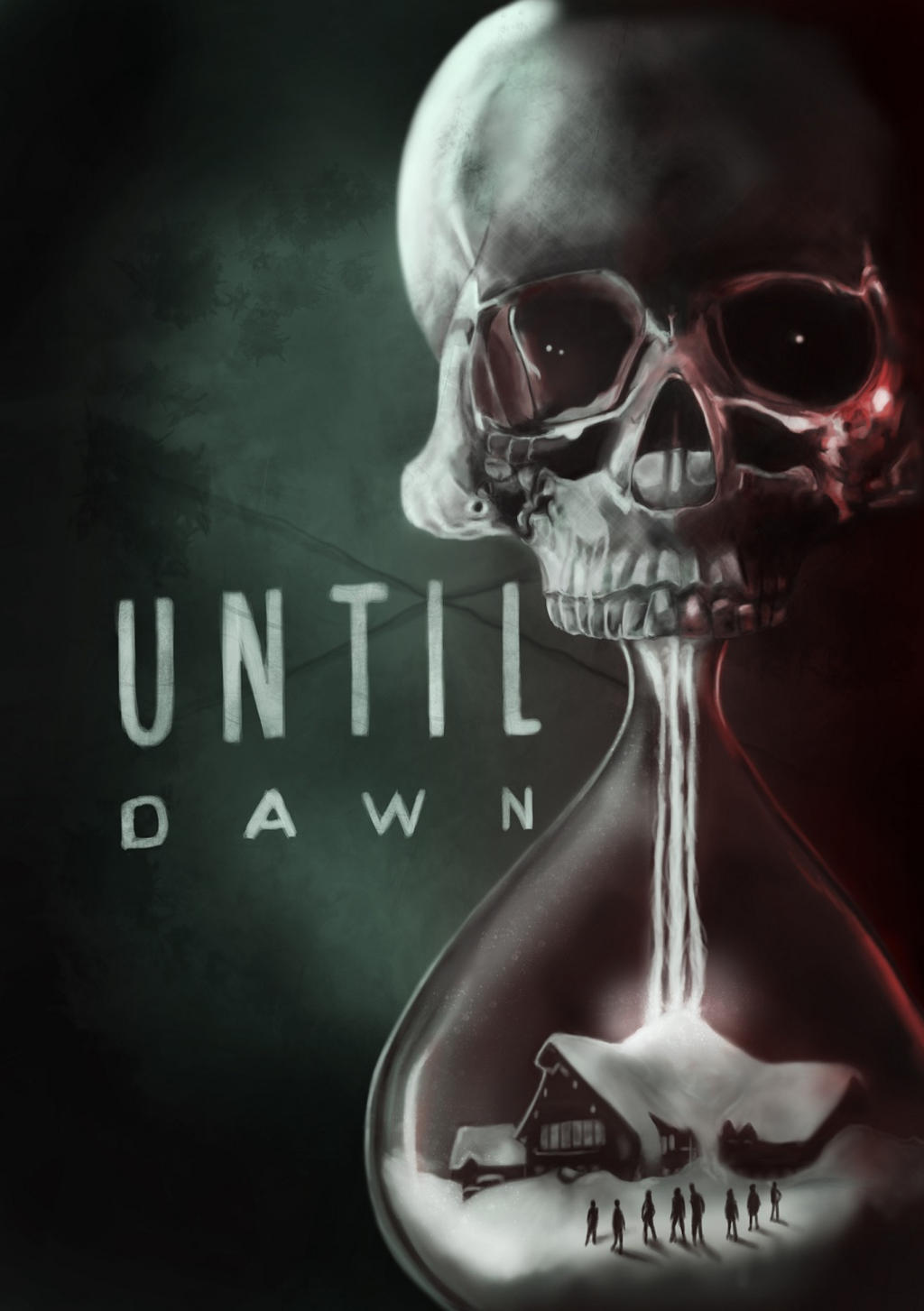 Until Dawn By Thetwopointo On Deviantart