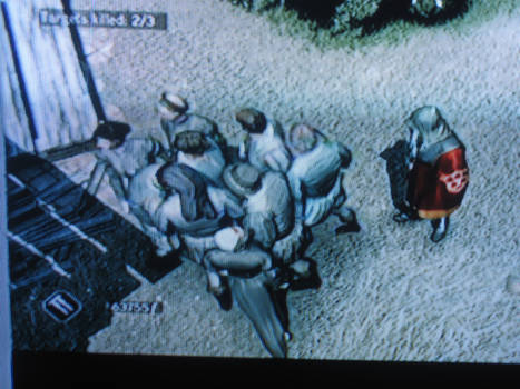 Assassins Creed 2 Glitch 2 The Human Triangle