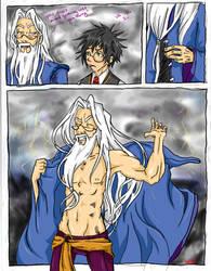 albus dumbledore part 1 by GodsHellSing