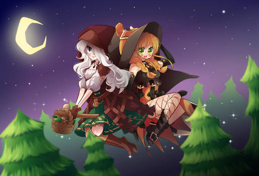 Sweet Witches' Night