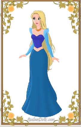 Princess Regal's New look by sailorusagi58