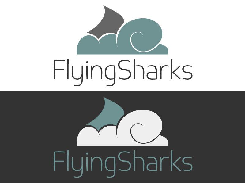 FlyingSharks Logo by klausNex