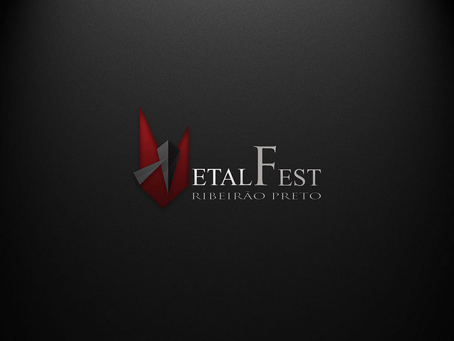 Metal Fest Logo by klausNex
