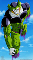 Cell Battle Damaged - Coloured