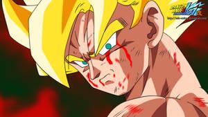Goku 02 - Coloured