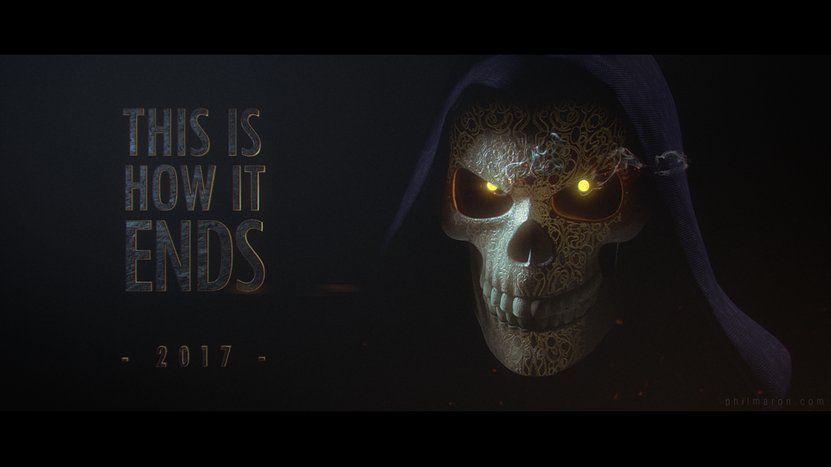 Master of the Universe 2017 - SKELETOR TEASER by artmanphil