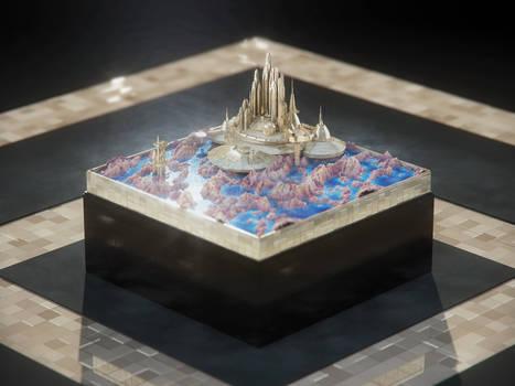 Landscape in a Box