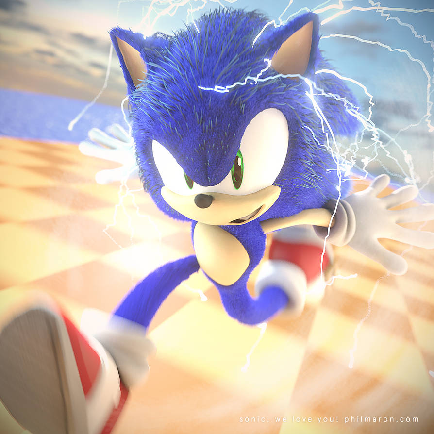 Realistic Sonic The Hedgehog Movie Trailer React By Artmanphil On Deviantart