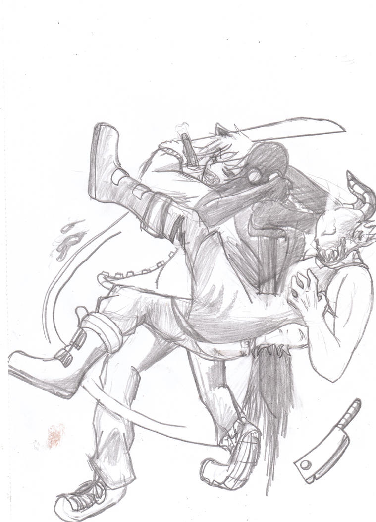 it feels good to draw again by NickSane0145