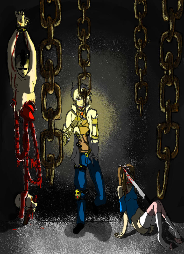 Chaotic Order by NickSane0145