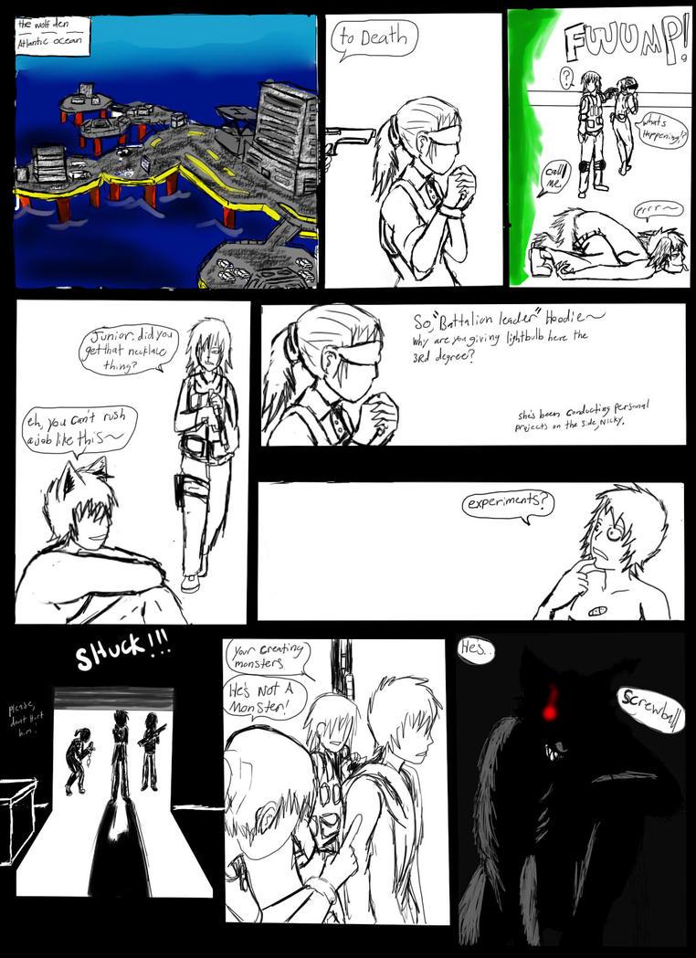 Wolf Den Page 9 by NickSane0145