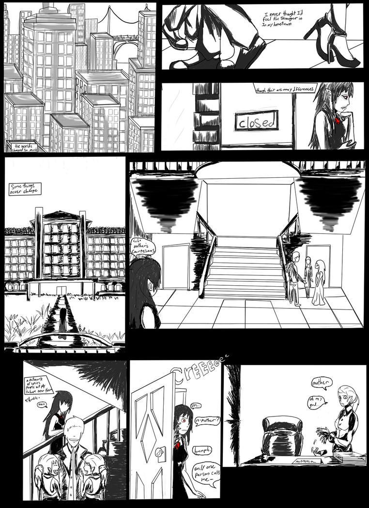 Wolf Den Page 11 by NickSane0145