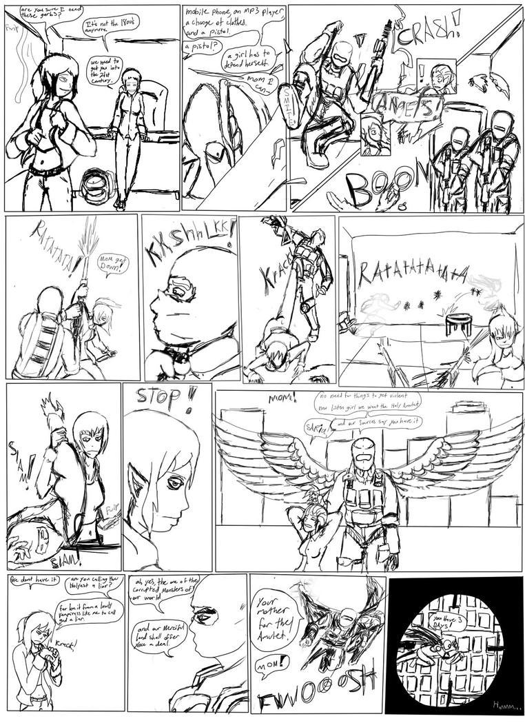 Wolf Den Page 13 by NickSane0145