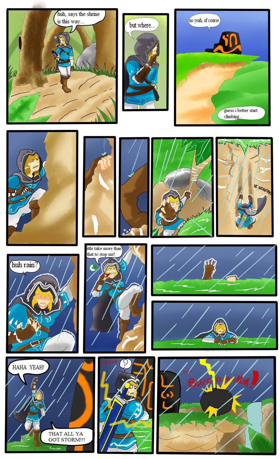 Storms Brewing by NickSane0145
