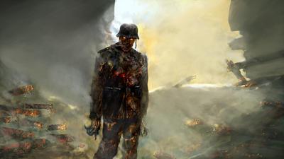 Sniper Elite: Nazi Zombie Army 2 Badge by Jigsawss